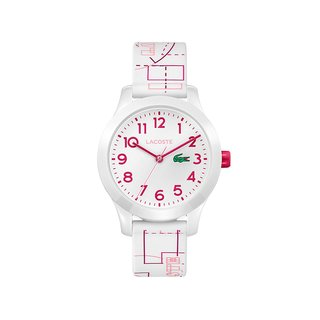 Lacoste Lacoste.12.12 Kids Kids'S White Analog Watch