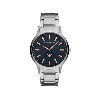 Emporio Armani Renato Men'S Blue Analog Watch
