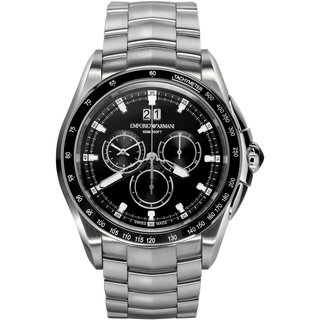 Emporio Armani Swiss Sport Men'S Chronograph Watch