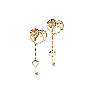 DICI DCER00790200 EARRING