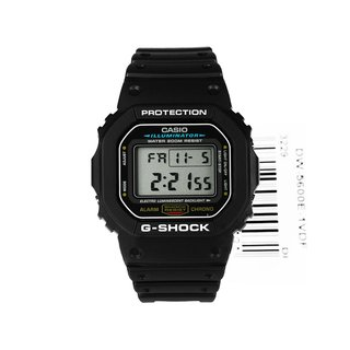 CASIO DW-5600E-1VDF Watch