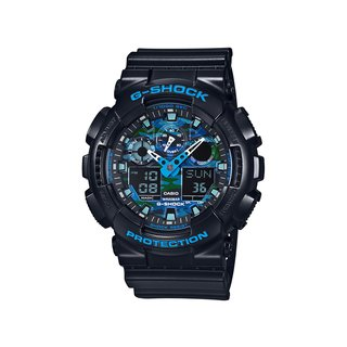 CASIO GA-100CB-1ADR Watch