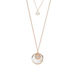 FOSSIL JF02961791 Necklace