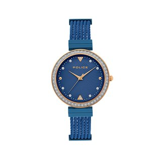 POLICE P 15575BSTR-03MBL Watch