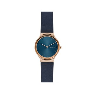 Skagen Freja Women'S Blue Analog Watch