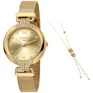 FERRE MILANO FM1L115M0061 SET Watch